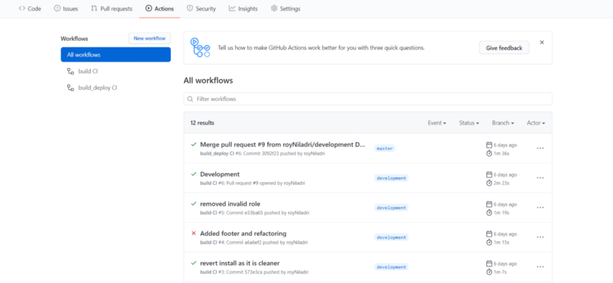 GitHub Actions in action.png