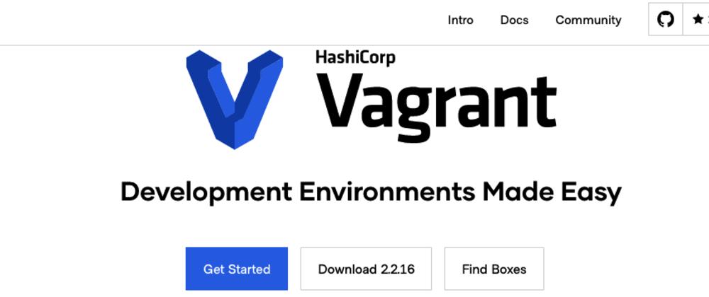 Cover image for Vagrant Development Environment Setup