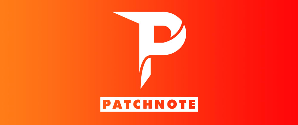 Cover image for PatchNote du 01/05/2021