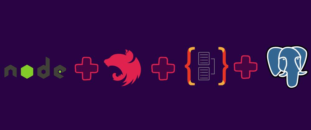 Cover image for nest.js + TypeORM + PostgreSQL