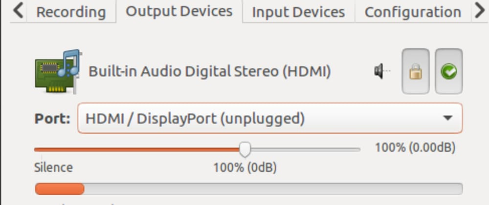 Cover image for Fix No Video and Sound Output Through HDMI In Linux
