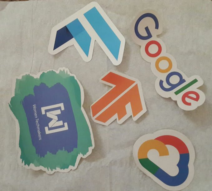 Technology Stickers
