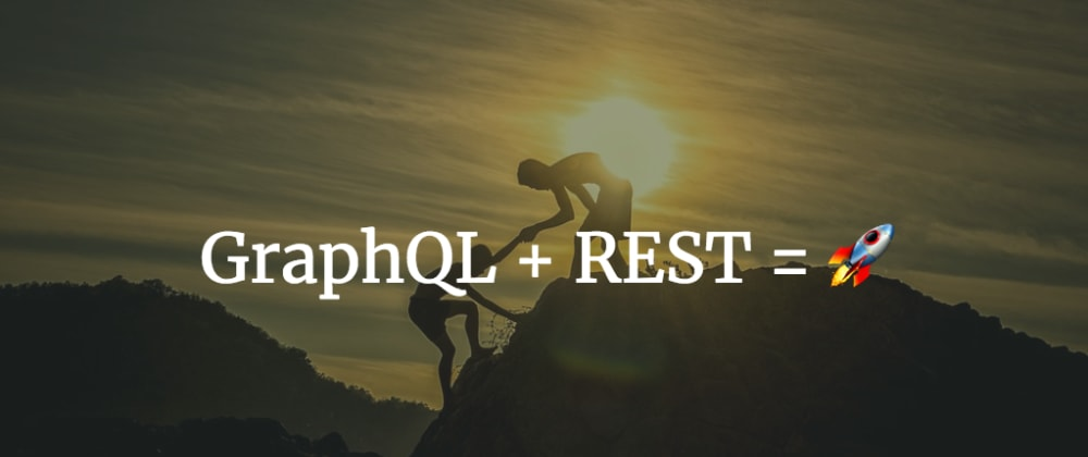 Cover image for Using GraphQL With REST APIs