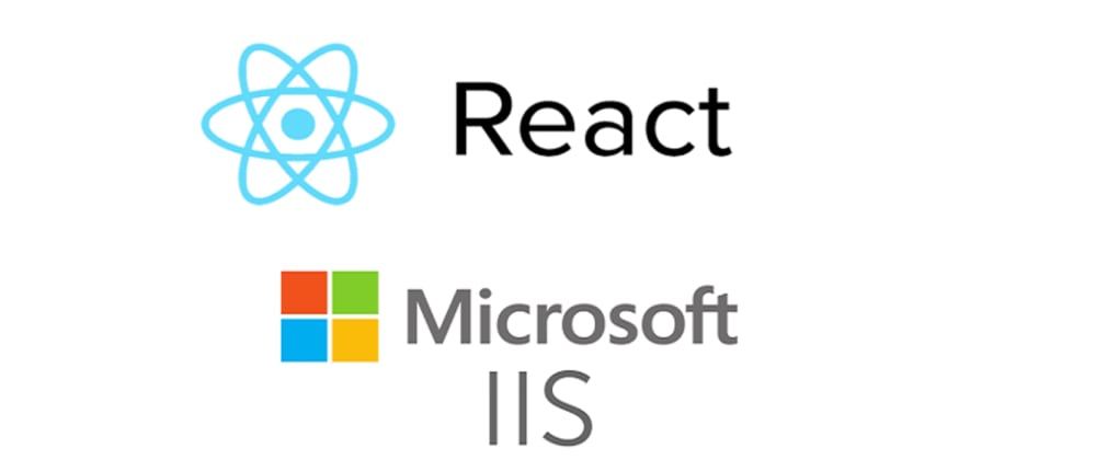 Cover image for How to deploy React Application on IIS Server