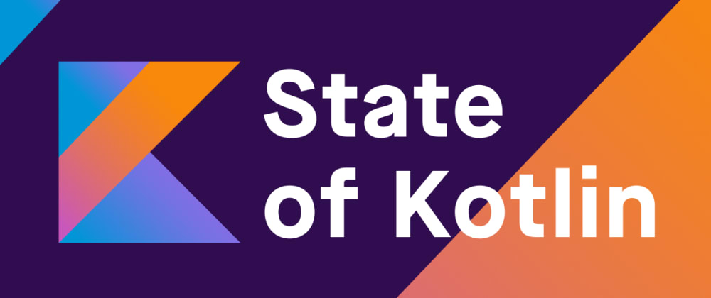 Cover image for Surveying the State ofKotlin