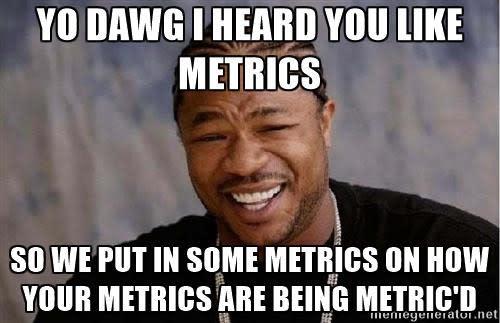 Got more metrics?