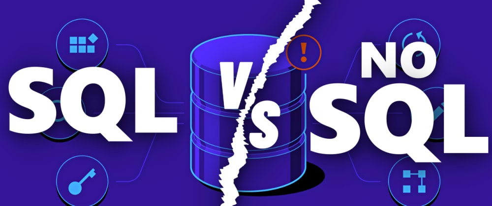 Cover image for Relational vs Non-Relational Database | Simple Explanation  🚀