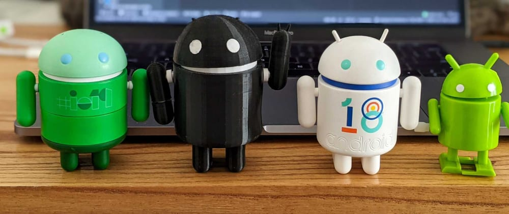 Cover image for Publishing your Android library - the local way