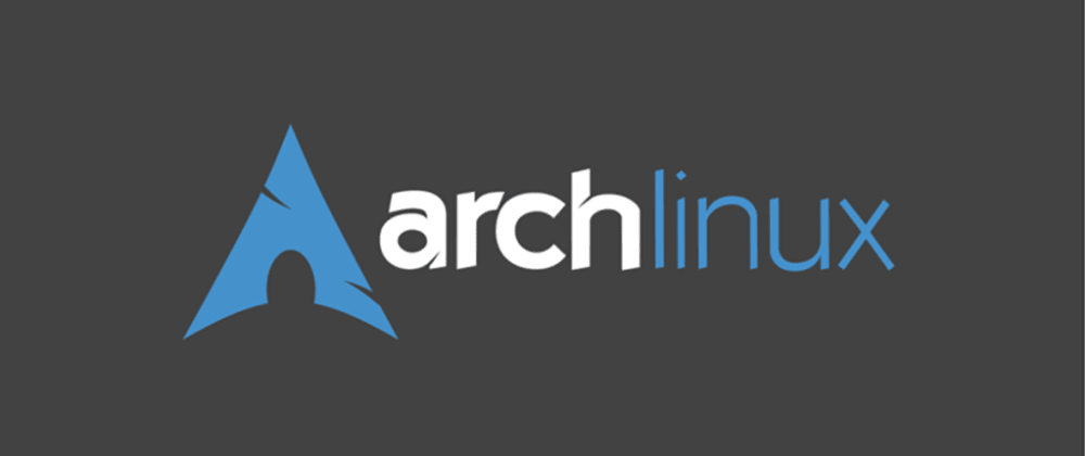 Cover image for Build your own system with ArchLinux