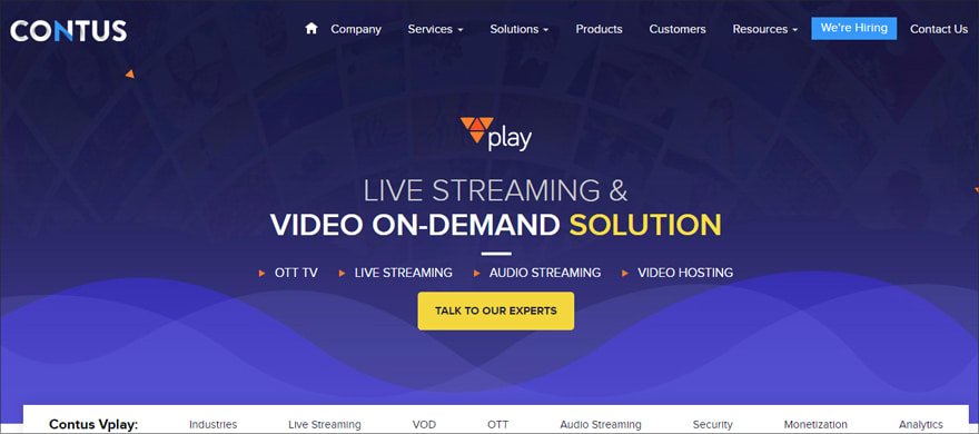 ContusVplay_audio Streaming Solution