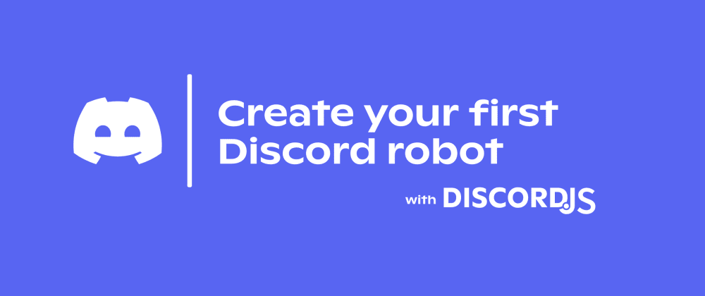 Cover image for Create your own Bot Discord