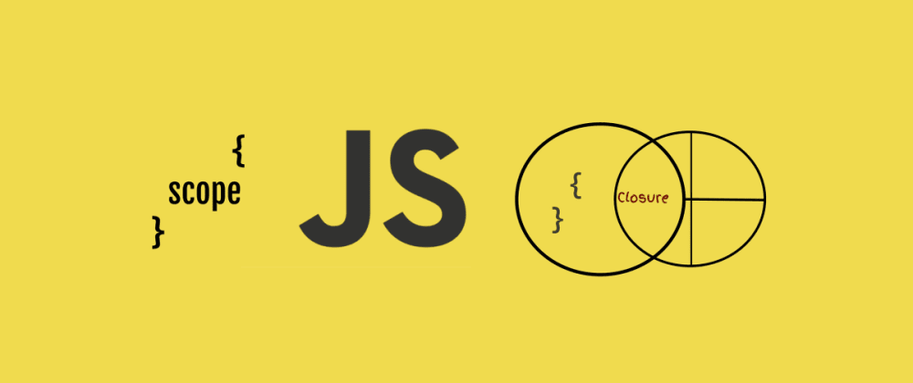 Cover image for Closures in JavaScript.