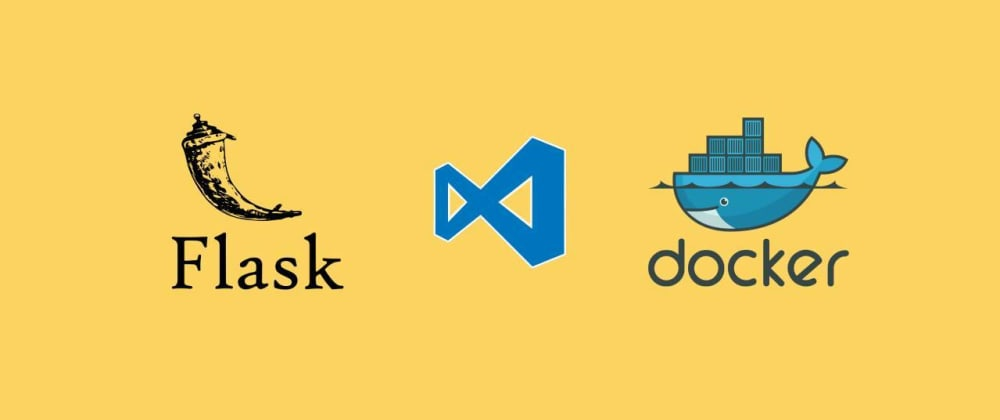Cover image for Dockerize a Flask app and debug with VSCode