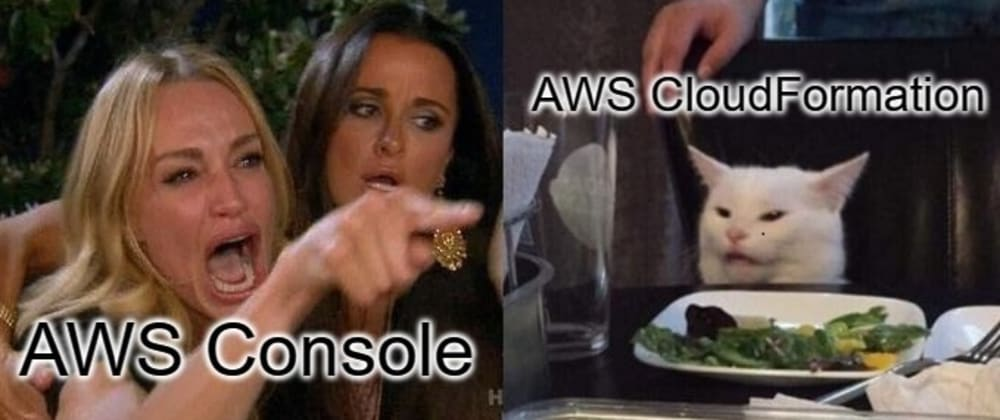Cover image for Hands-on AWS CloudFormation - Part 1. It All Starts Here