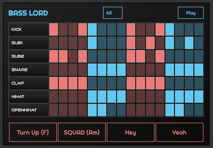 How I Built HypeBeats - A Real-time Collaborative Beatbox with React & GraphQL