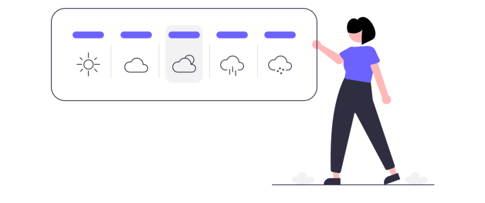Cover image for Create a Weather App with React Hooks: Part 1