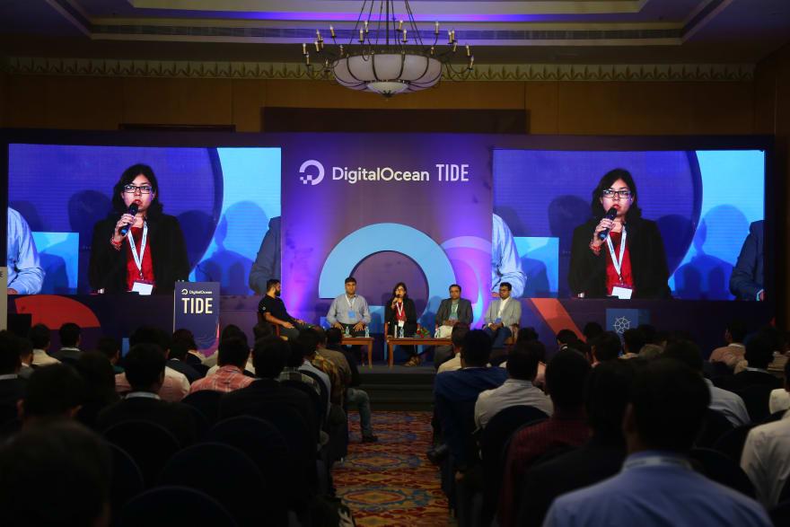 DigitalOcean Tide Mumbai 2019