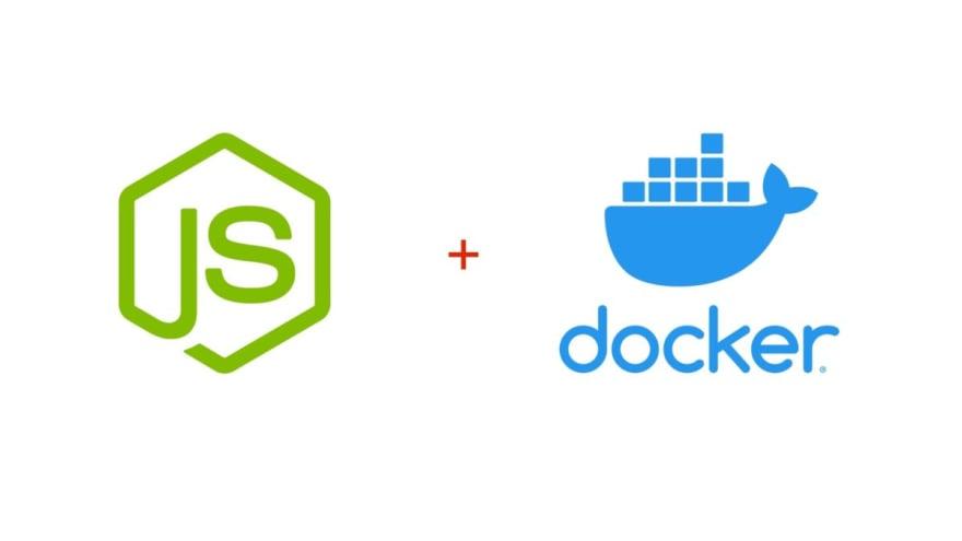 Run your node js apps buildchains via docker