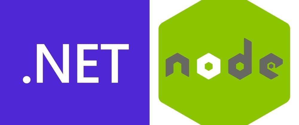 Cover image for NodeJS Project setup for .NET developers