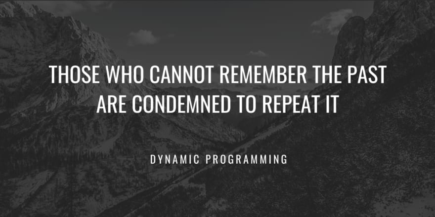 dynamic programming quote