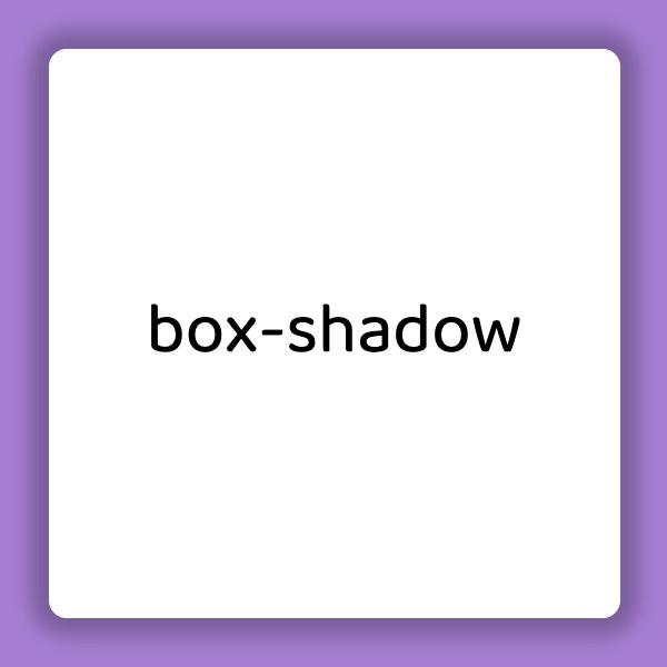 no offset box-shadow