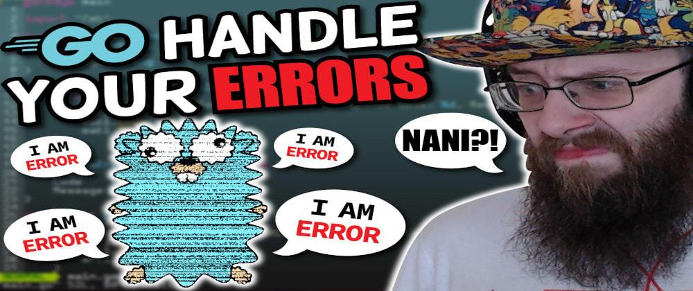 Go Error Handling