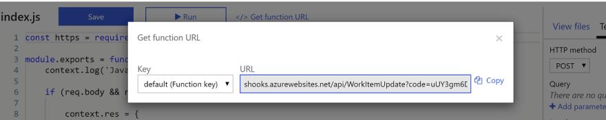 function url