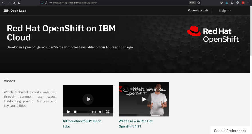 5 - open labs homepage