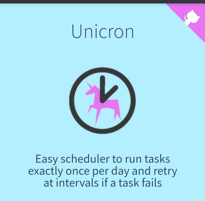 Unicron docs