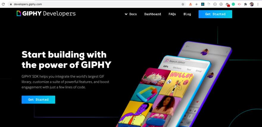 Giphy API