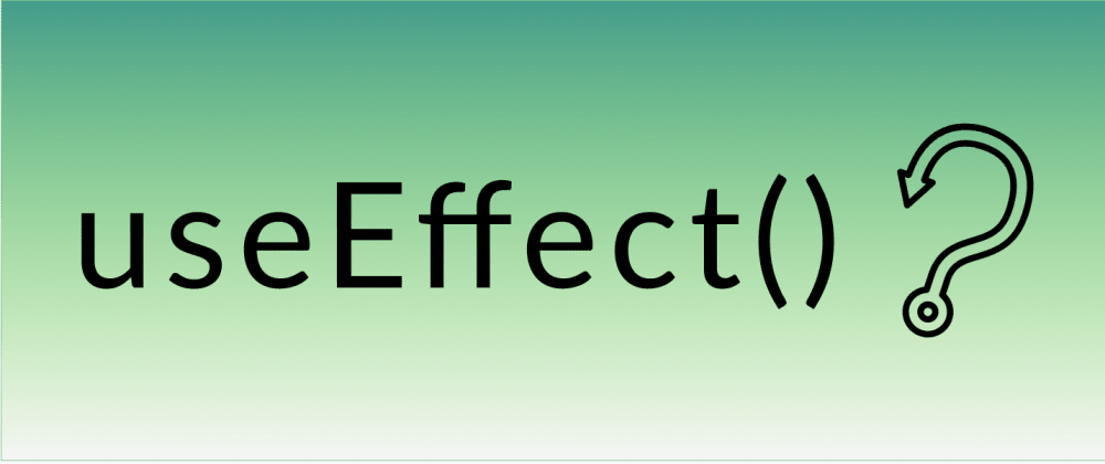 Cover image for Understanding the useEffect Hook in React