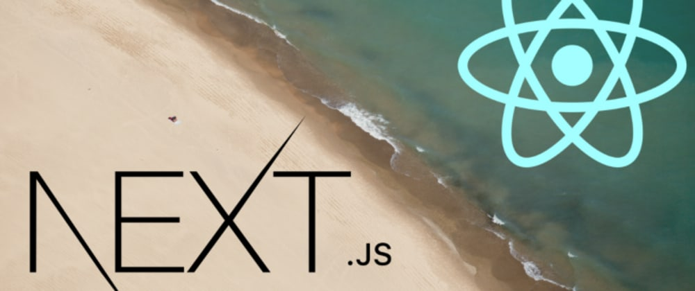 Cover image for How To Create a Website with Next.js and React