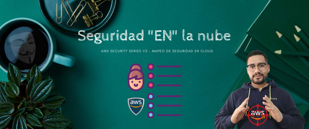 """Cover image for Seguridad """"EN"""" la nube"""