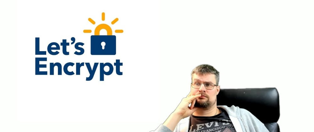 Cover image for How to set up Let's Encrypt