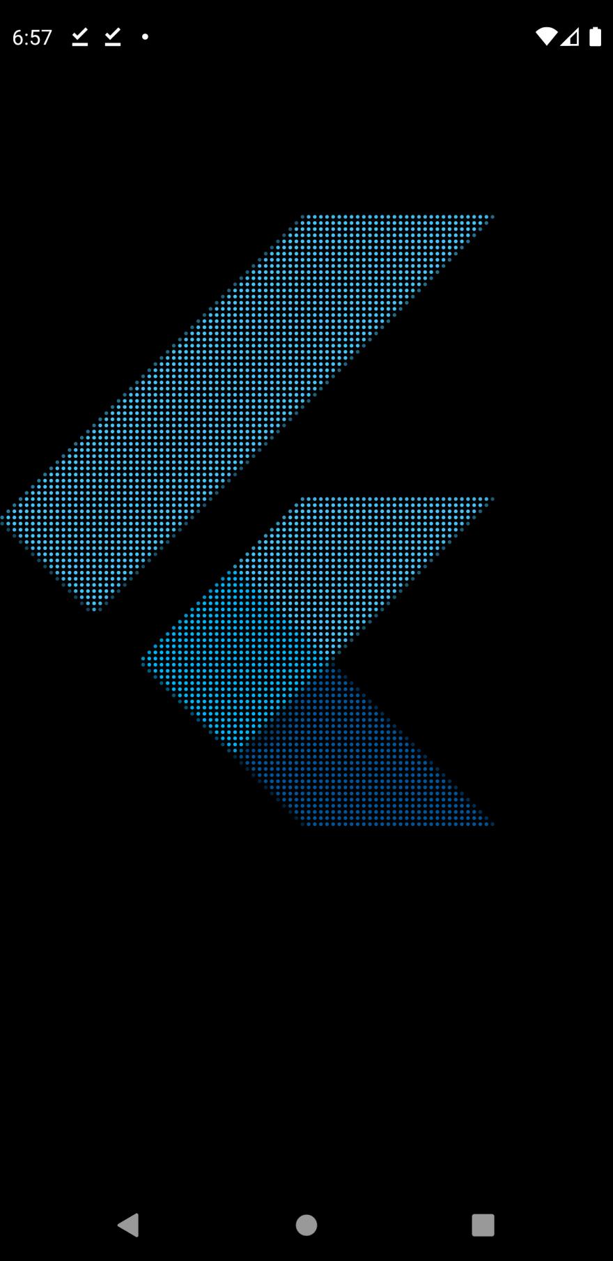 Flutter LED display iteration 5