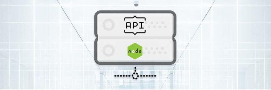 Node JS API Server - Product Logo.