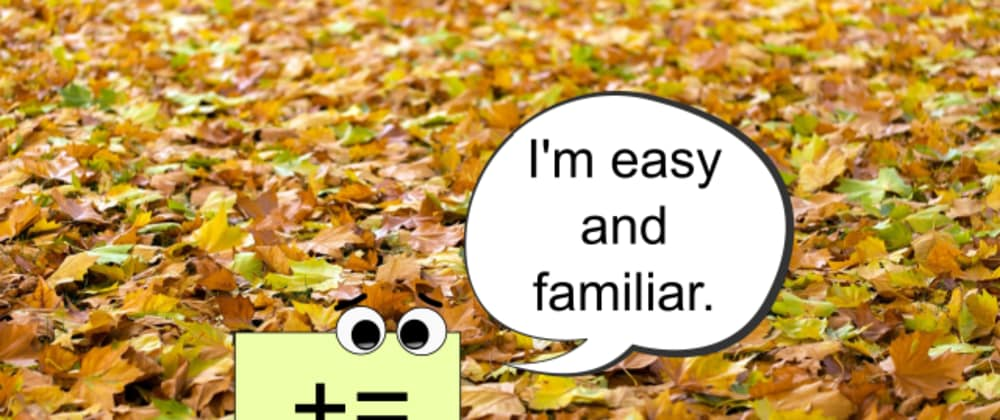 Cover image for Adding += and friends to Leaf