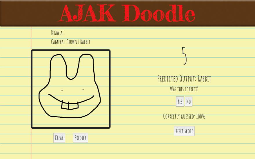 AJAK Doodle App