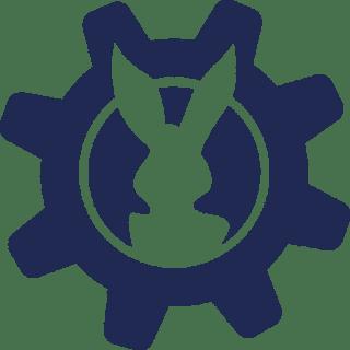 RabbitPeepers logo