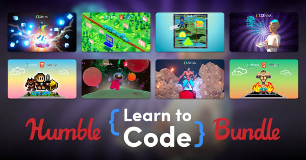 HUMBLE LEARN TO CODE BUNDLE