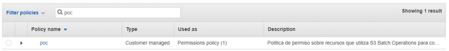 policies-list