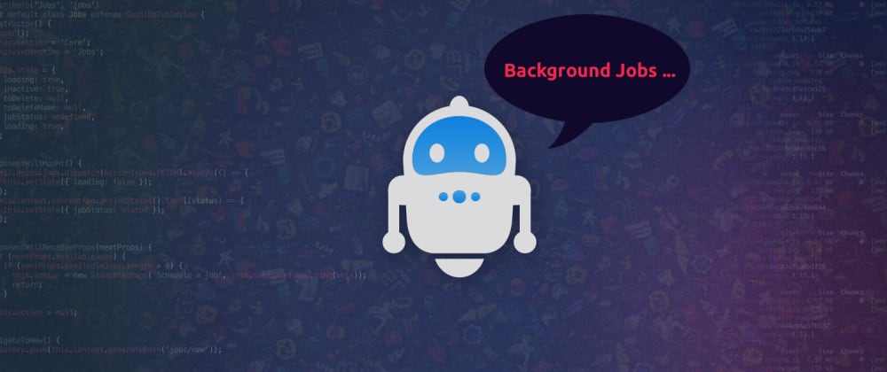 Cover image for Getting started with Background Jobs on SashiDo