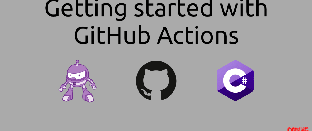 Cover image for Getting started with GitHub Actions