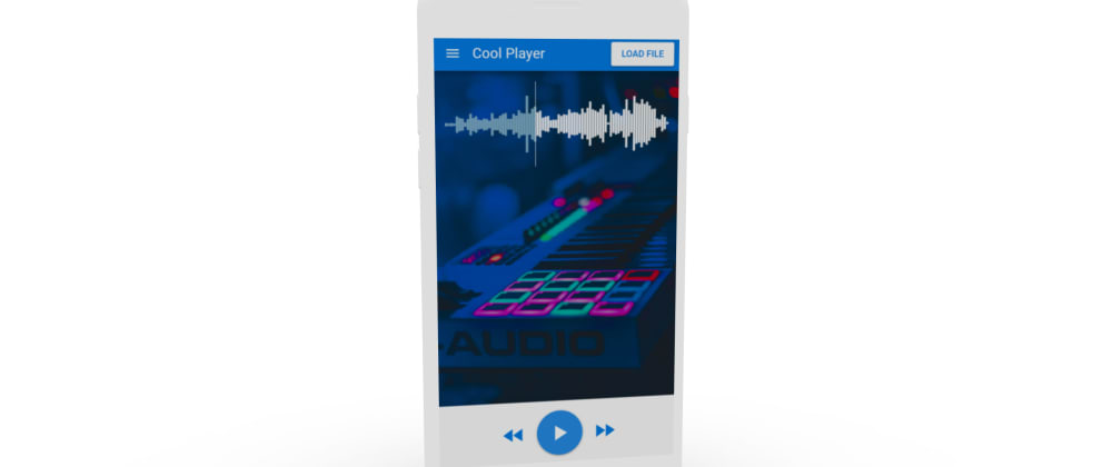 Cover image for How to build a SoundCloud-like audio player app with VueJS, Quasar and WaveSurfer
