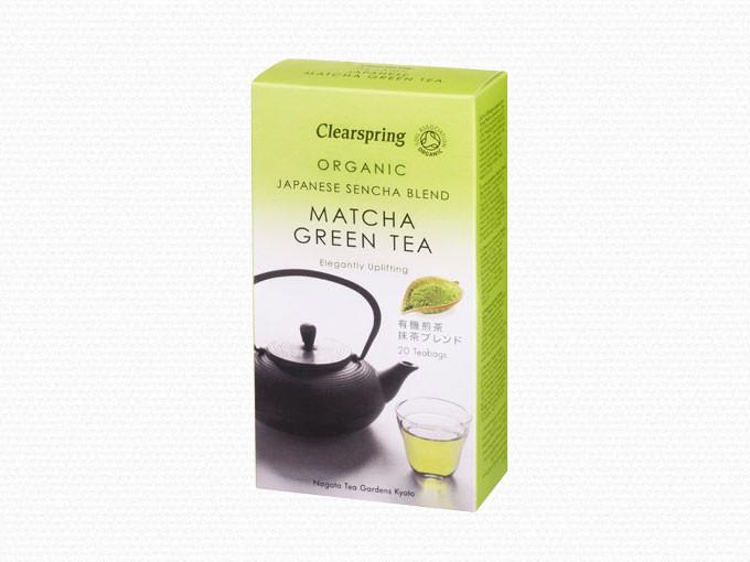 Clearspring Organic Matcha Green Tea