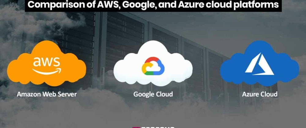 Cover image for AWS vs Azure vs Google Cloud: Which Cloud Services is better for Enterprises?