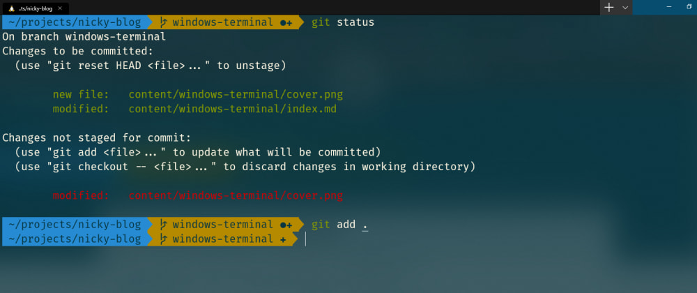 Cover image for The new Windows Terminal