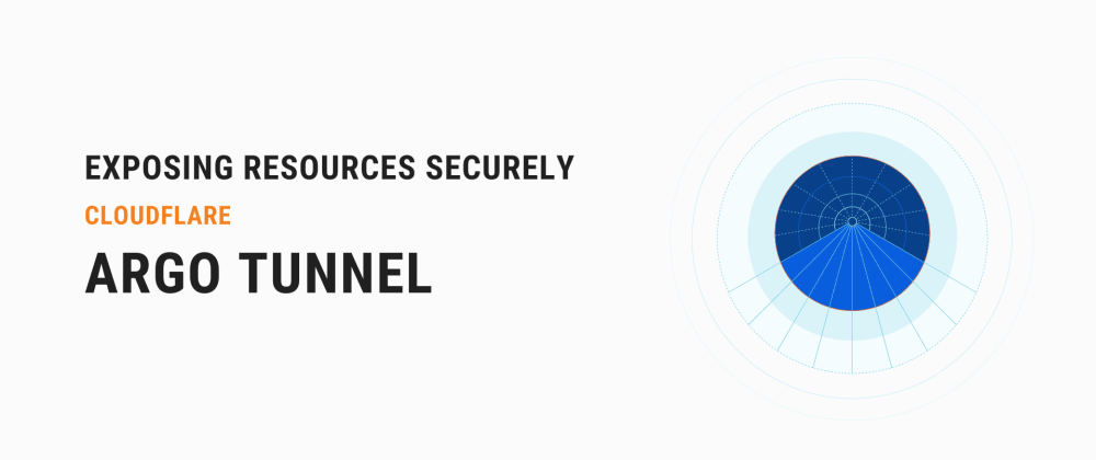 Cover image for Exposing resources securely with Argo Tunnel