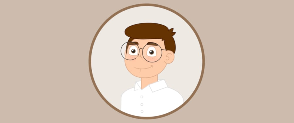 Cover image for Drawing a cartoon character in CSS