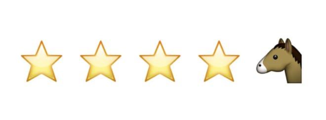 four and a half stars bug